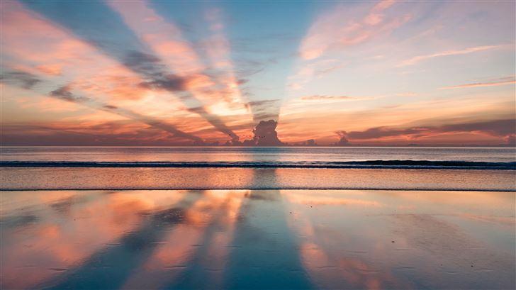 daytona beach in united states 5k Mac Wallpaper