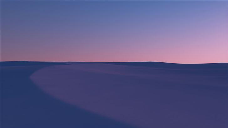 early morning color presence Mac Wallpaper