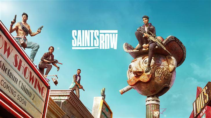 saints row Mac Wallpaper