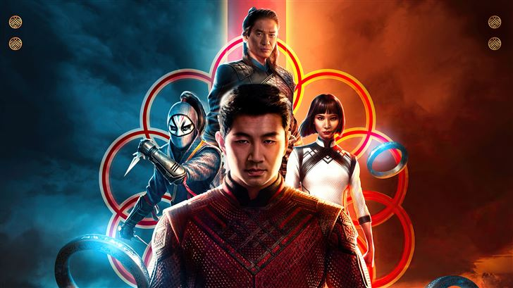shang chi and the legend of the ten rings movie 5k Mac Wallpaper