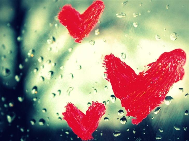 Valentine's Day love Mac Wallpaper