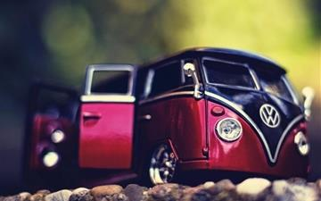 Volkswagen Camper Mac wallpaper