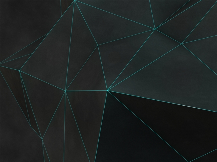 Geometry minimalistic Mac Wallpaper