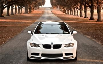 Bmw M3 Fall Mac wallpaper