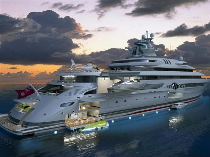 Yachts Sea Mac Wallpaper