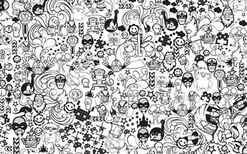 Zedduo comics Mac wallpaper