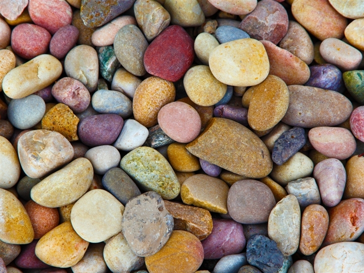 Pebbles Mac Wallpaper