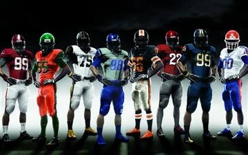 American Football Players MacBook Air wallpaper