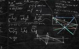 Blackboard And Math