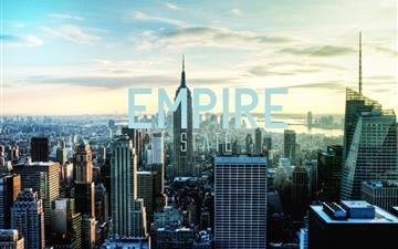 Empire state Mac wallpaper
