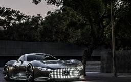 Mercedes Benz Vision Gran Turismo Evening