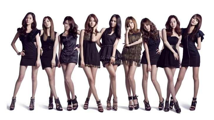 Girls Generation Mac Wallpaper