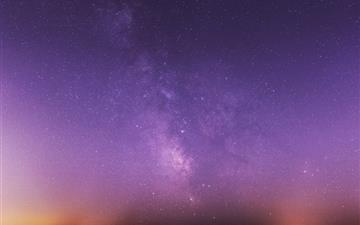 Amazing Milky Way Mac wallpaper