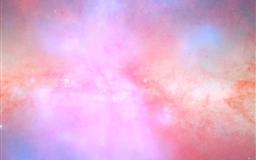 Blush Pink Nebula