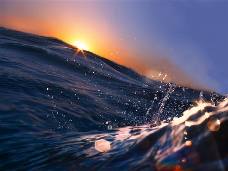 Ocean Mac Wallpaper