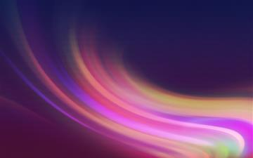 Colorful Curves All Mac wallpaper