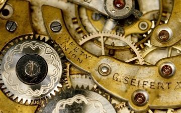 Watch Mechanism Mac wallpaper