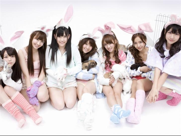 AKB48 Mac Wallpaper