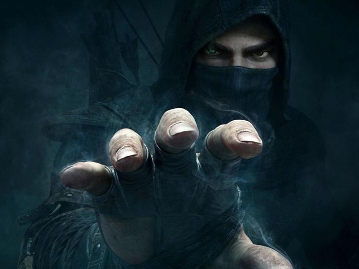 Thief 2014 poster Mac Wallpaper