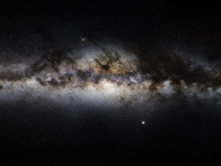 Milky Way Mac Wallpaper