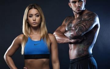 Fitness motivation Mac wallpaper