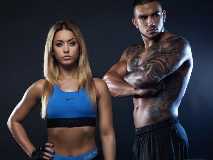 Fitness motivation Mac Wallpaper