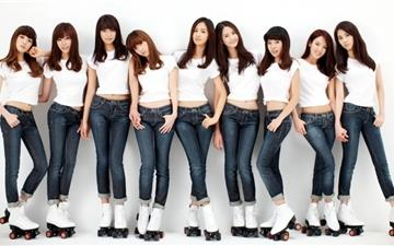 Girls Generation 1 Mac wallpaper