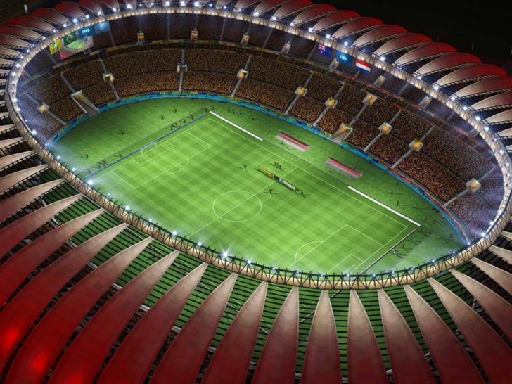 2014 Fifa World Cup Mac Wallpaper