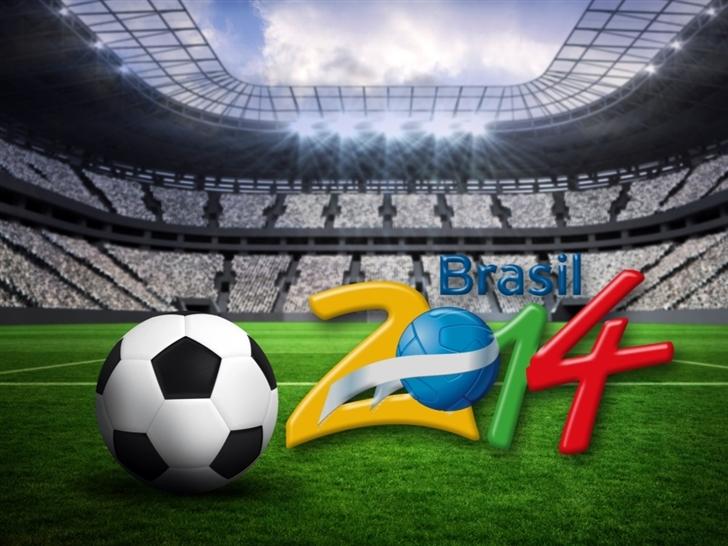Brasil World Cup 2014 Mac Wallpaper