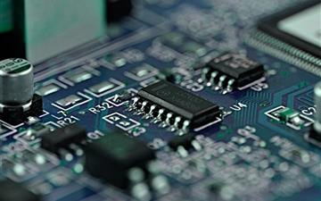 Circuit Board All Mac wallpaper