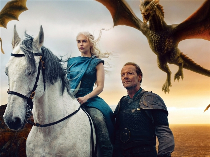 Game Of Thrones Vanity Fair Cover Mac Wallpaper