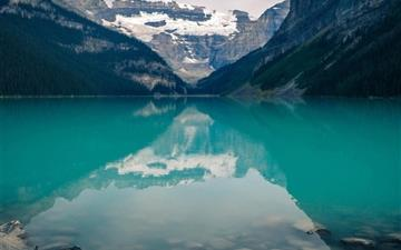 Lake Louise Canada Mac wallpaper