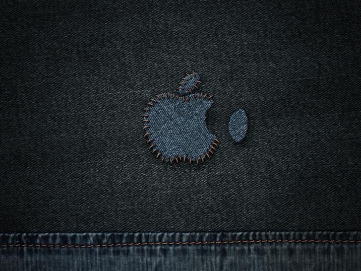 Jeans Apple Mac Computer Mac Wallpaper