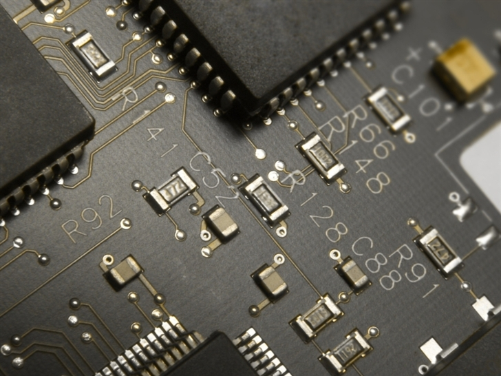 Circuit Board Computer Mac Wallpaper