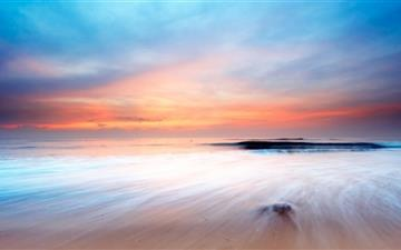 Beach Scenery Mac wallpaper