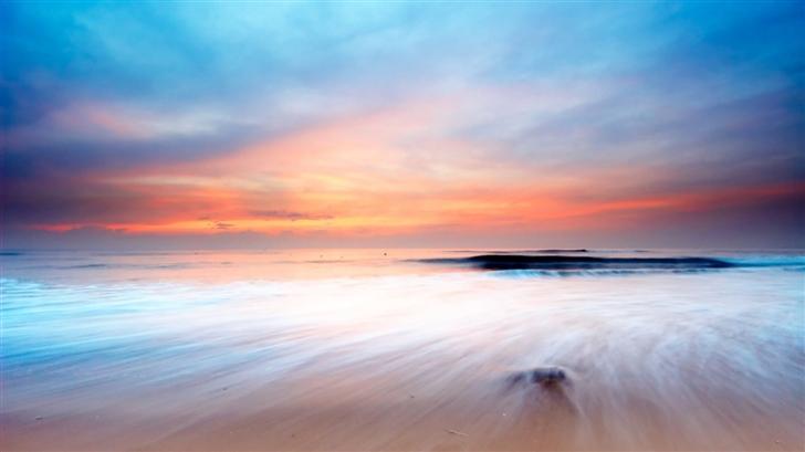 Beach Scenery Mac Wallpaper