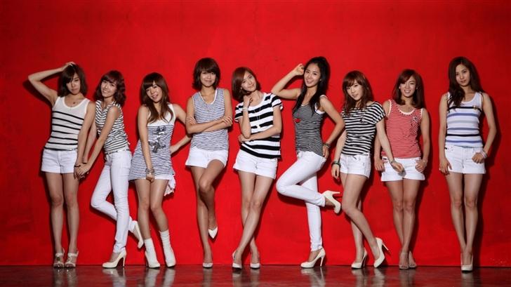 Girls Generation 3 Mac Wallpaper