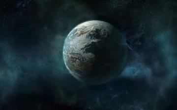 Earth 2 Mac wallpaper