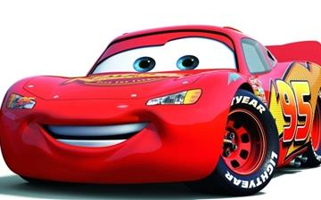 Lightning Mcqueen Car Mac wallpaper