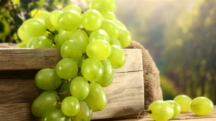 Table Grape Mac Wallpaper