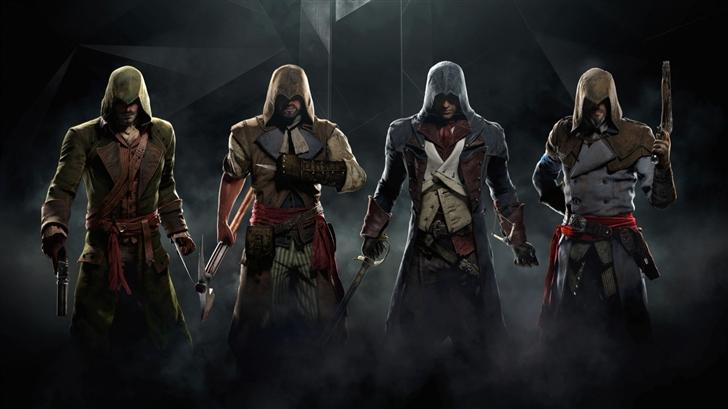 Assassin's Creed Mac Wallpaper