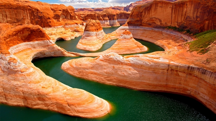 Magnificent landscape Mac Wallpaper