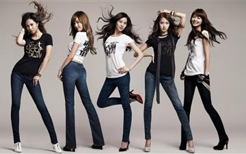 Girls Generation 2 All Mac wallpaper