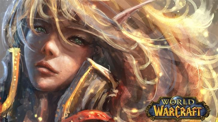 World of warcraft Mac Wallpaper