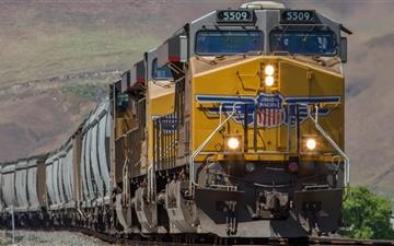 Union Pacific Mac wallpaper