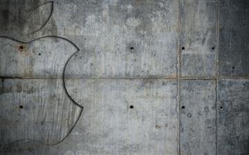 Old wall Mac wallpaper