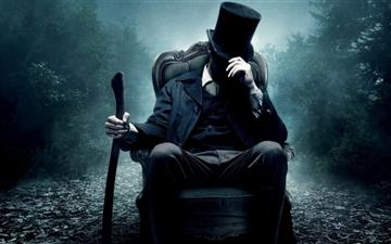 Abraham Lincoln Vampire Hunter Mac wallpaper