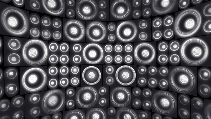 Speakers Mac Wallpaper