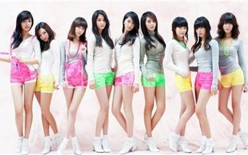 Girls Generation 6 Mac wallpaper