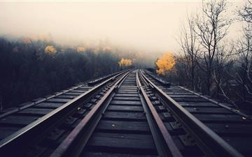 Railway Mac wallpaper